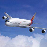 アシアナ航空エアバス380ビジネスクラス搭乗レポート