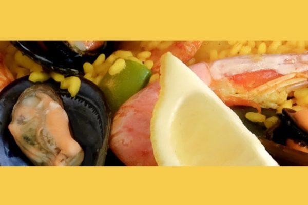 スペインの食事