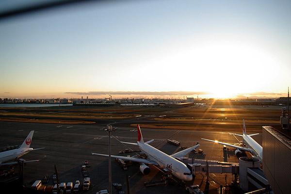 羽田の深夜早朝枠の活性化で空港ラウンジの役割が更に重要に!