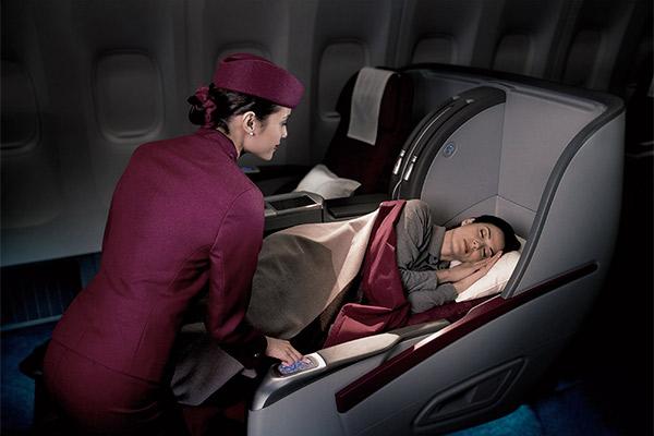 母娘旅行にも!ビジネスクラスは乗ること自体が旅の記念
