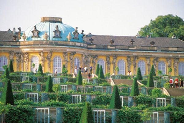 サンスーシー宮殿