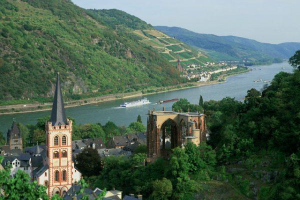 観光地の多いドイツ、周遊ならビジネスクラスがおすすめ