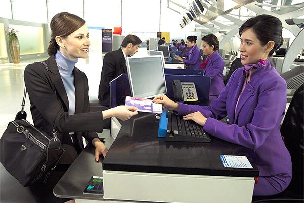 行列知らず!スワンナプーム国際空港の専用カウンターや専用ブース