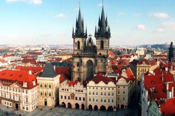 世界遺産・プラハ歴史地区