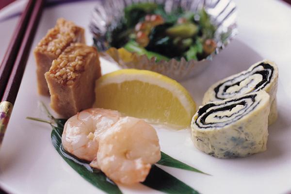 旬の食材を使い健康に配慮したオリジナリティあふれるメニュー