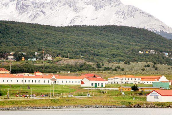 元監獄と船舶博物館