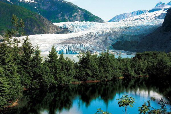 アラスカクルーズの魅力