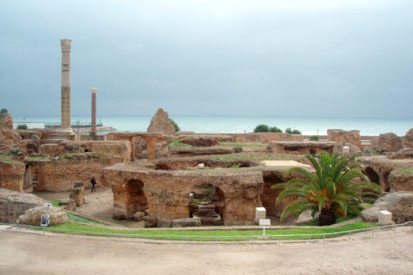 カルタゴ遺跡