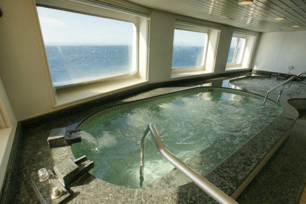 日本船ならではの細やかな安心サービス