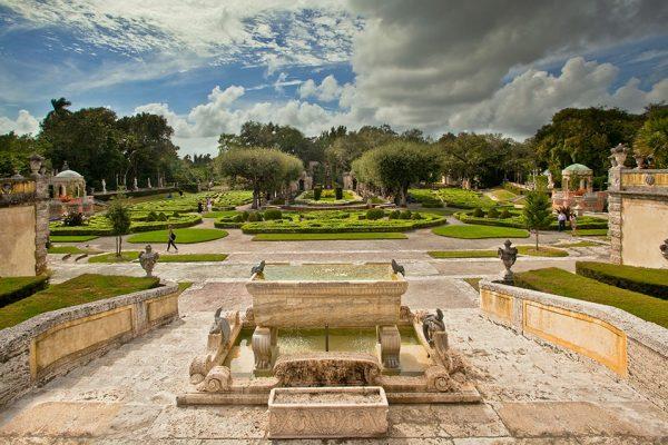 ビスカヤ博物館 & 庭園