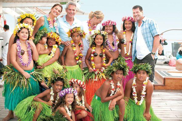 美しいビーチが広がる南太平洋の島々を巡る
