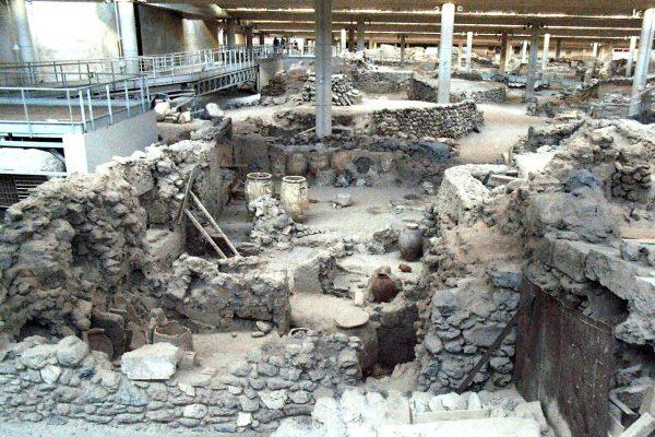 アクロティリ遺跡