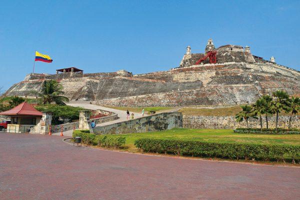 サン・フェリペ・デ・バラハス城