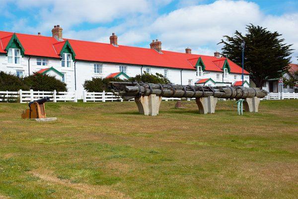 フォークランド島博物館
