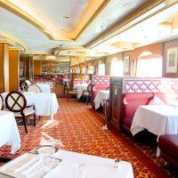 豪華客船「クイーン・ヴィクトリア」 乗船記3 ~スペシャリティレストラン「ザ・ベランダ」の様子~
