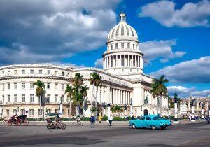 キューバ 旧国会議事堂