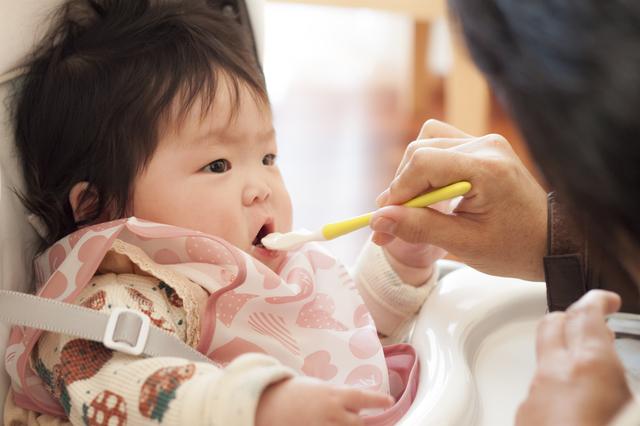 離乳食やアレルギーの子も安心