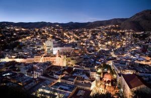 グアナフアト歴史地区と鉱山