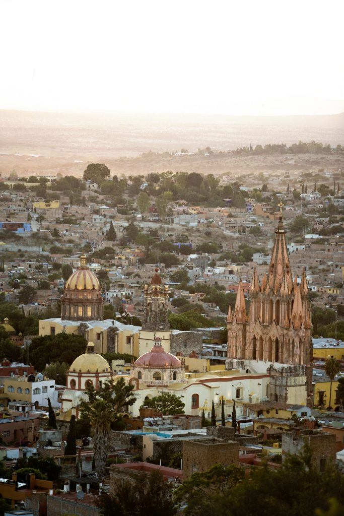 サン・ミゲルの要塞都市とヘスス・ナサレノ・デ・アトトニルコの聖地