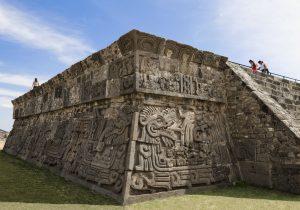 ショチカルコの考古遺跡地帯