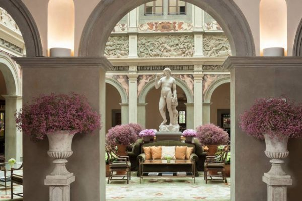 フォーシーズンズ ホテル フィレンツェ