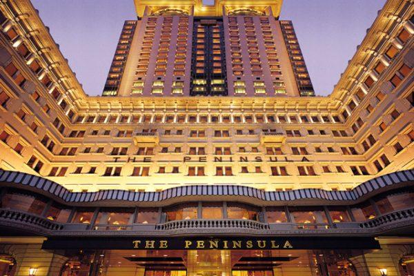 ザ・ペニンシュラ香港