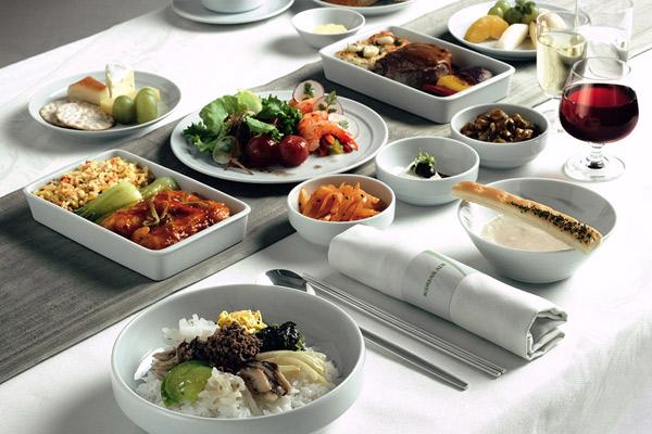 絶品!大韓航空自慢の機内食メニュー「ビビンバ」