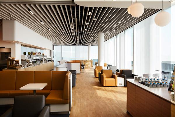 フランクフルトの空港にはビジネスラウンジが15カ所も!