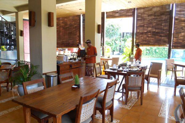 クタ インドネシア料理「ガバ レストラン」