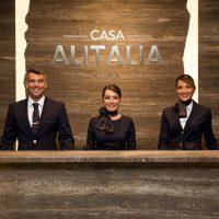 アリタリア-イタリア航空、羽田とローマ-フィウミチーノ線の運航を開始
