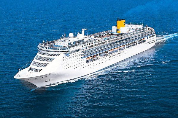 コスタ・クルーズ初の7万トンクラス客船
