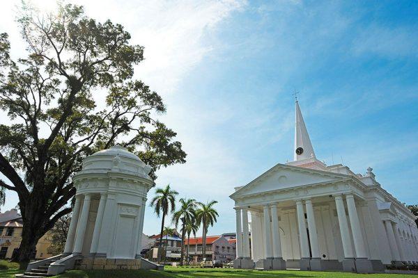 セント・ジョージ教会