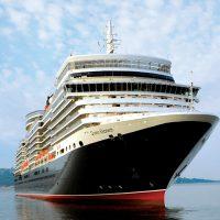 <2022年発表>憧れの客船の代名詞「クイーン・エリザベス」★春の新しいコース<横浜発着>クルーズ