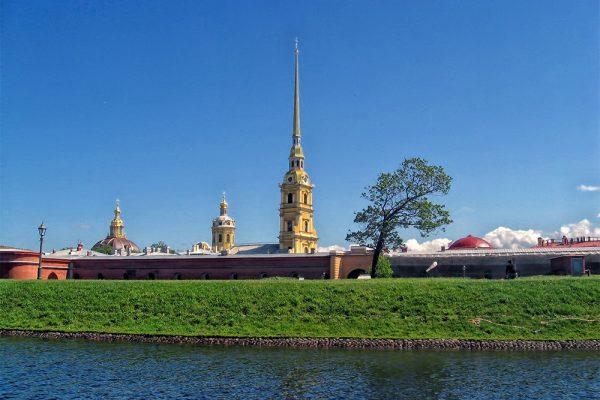 ペトロパヴロフスク要塞