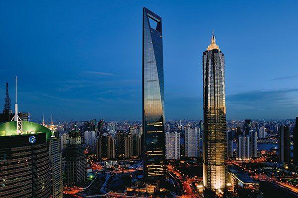 上海ワールドフィナンシャルセンター