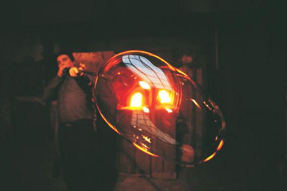 ガラス博物館