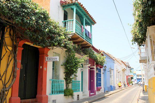 カルタヘナ旧市街地