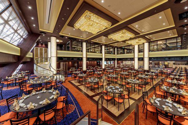 アジア各国料理を始め、インターナショナル料理 までレベルの高い味を楽しめる食の楽園