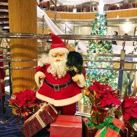 【クリスマスクルーズ】日本船 ぱしふぃっくびいなす 体験ブログ《クルーズ旅行デビュー編》