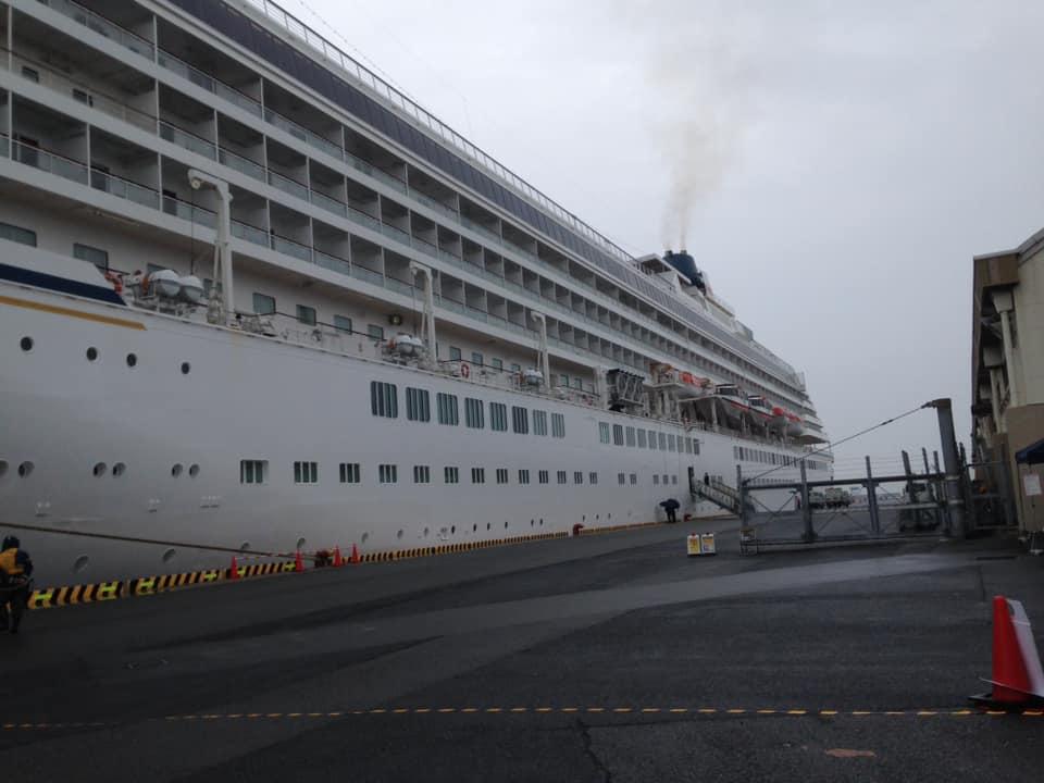 【横浜発着】新緑の四日市クルーズのスタッフ乗船レポート