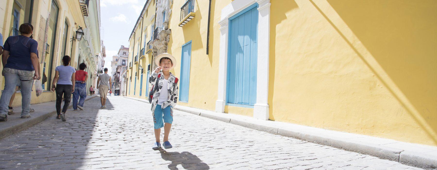 小学生海外旅行