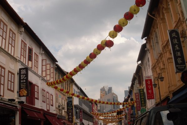 アジア文化を学べる