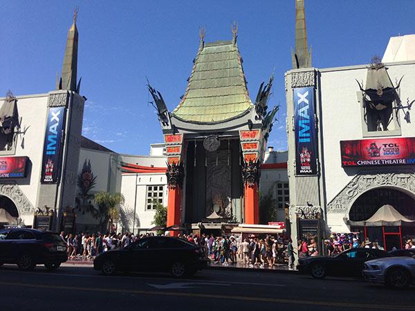 TCLチャイニーズシアター・ハリウッド