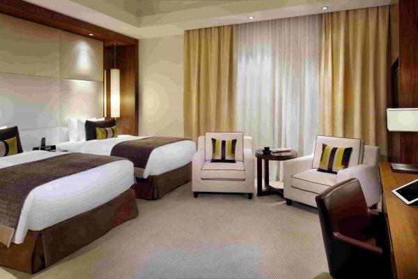 最大大人6名でも宿泊可能。さらにコネクティングルーム又は隣室をご用意。