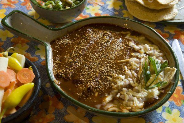 サカテカスの伝統料理